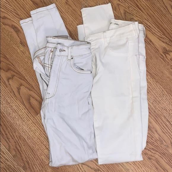 Zara jeans 2 pairs